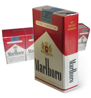 List of cigarette brands sold in New Mexico