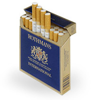 Top ten cigarettes Sobranie brands Maryland