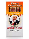 King Edward Original Wood Tipped Cigars