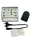 E-Cigarettes + 5 Cartridge  + USB Charger Pack