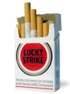 Lucky Strike Red KS (Swiss Made)