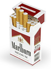 Marlboro Medium Red Gold (Central Europe Made)