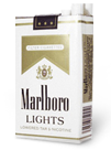 Marlboro Lights Gold 100 Soft (Swiss Made)