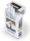 Marlboro Lights Gold White Filter (Swiss Made)