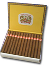 Partagas Churchill Deluxe (25 cigars)